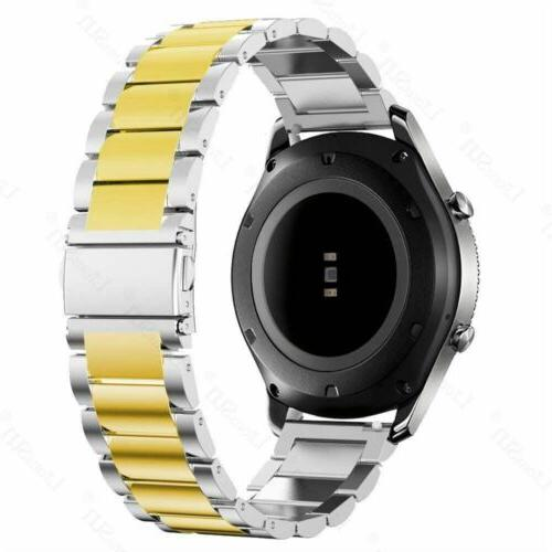 Stainless Steel Band Samsung S3 46mm