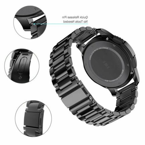 Stainless Band Gear S3