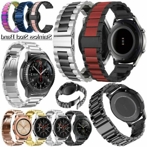 stainless steel strap watch band wristband