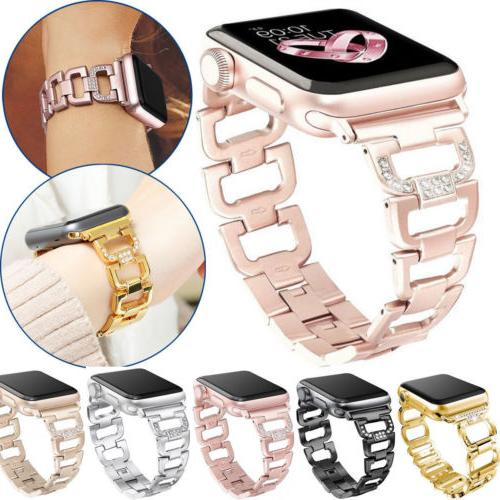 stainless steel watch band strap for iwatch