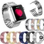 New Stainless Steel Wrist Bracelet Clasp For Apple Watch Ban