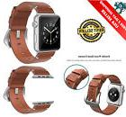 42mm Strap Band Genuine Leather For Apple Watch Series 2 iWa
