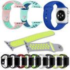 Strap Silicone Bracelet Replacement Sport For Apple Watch Ba
