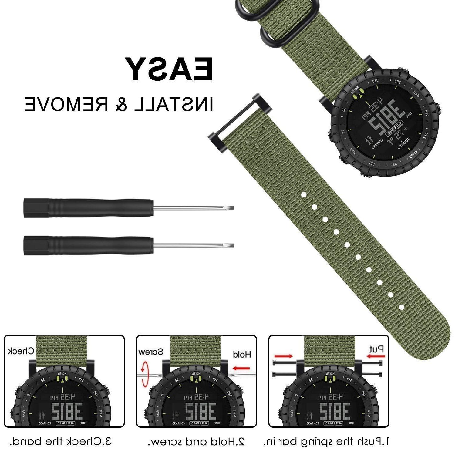 Band Sport Strap Buckle