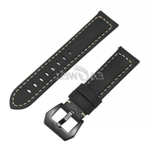 22mm Thick Leather Replacement Belt