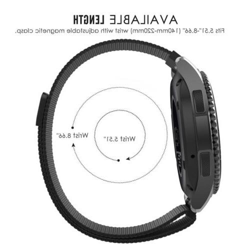 US Watch Active 2 40mm/44mm Milanese Magnetic Strap