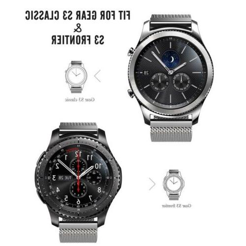 US Samsung Galaxy Watch Active Milanese Magnetic Band Strap