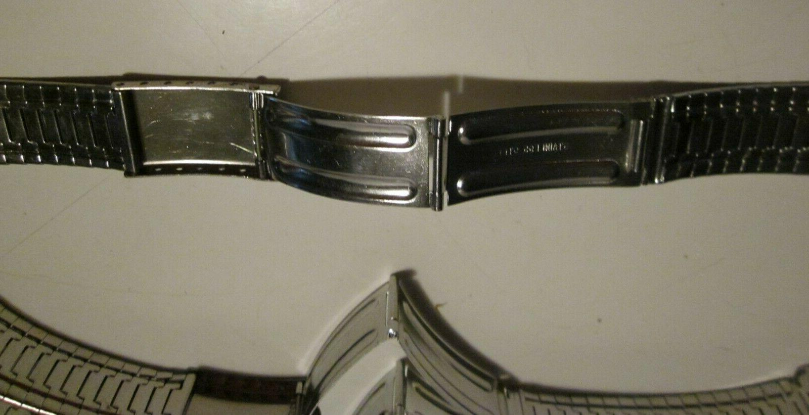 VTG Watch Band 18 / 19 mm Ends 3 Styles