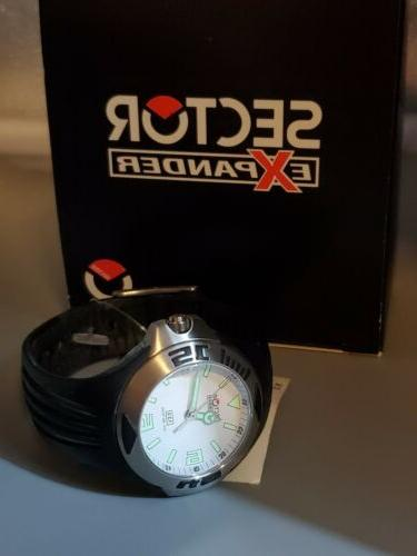 Sector Watch Rubber new box