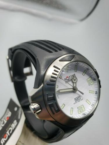 Sector Watch Unisex White Rubber new with