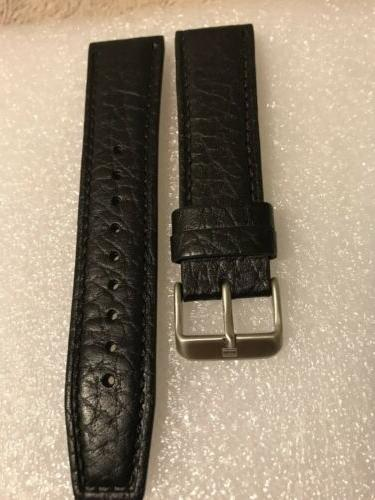 "Tommy Watch 22mm Leather ""Authentic"" 1978"