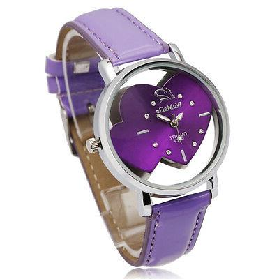 Womens Faux Leather Band