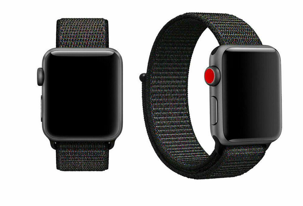 Woven Nylon For iWatch Series 4/3/2/1