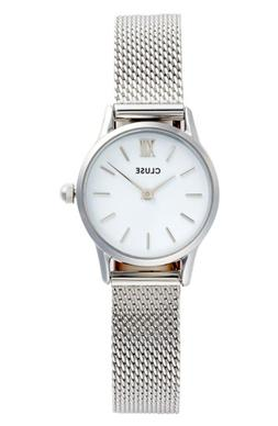 Women's Cluse La Vedette Mesh Strap Watch, 24Mm