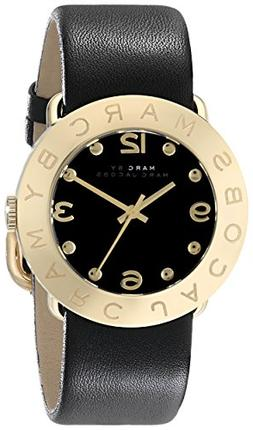 Marc by Marc Jacobs Women's MBM1154 Amy Gold-Tone Stainless