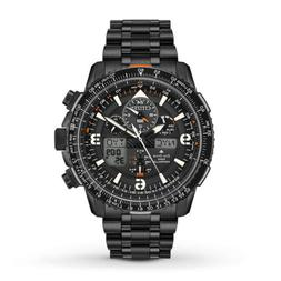 Citizen Men's Eco-Drive Skyhawk A-T Chronograph Stainless St