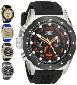 Invicta Men's Speedway Chronograph 50mm Watch - Choice of Co