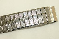 Mens Replacement Stretch Expansion Watchband for Native Amer