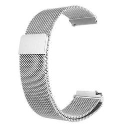 Mesh Watch Strap Milanese Magnetic Stainless Steel Watch Ban