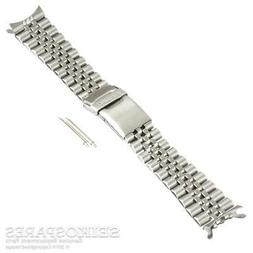 Seiko Metal Watch Band for SKX007 SKX009 SKX173 Stainless St