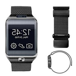 iWonow 22mm Milanese Loop Watch Band Stainless Steel Magneti