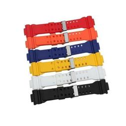 NEW Replacement Rubber Watch Band Strap For CASIO G Shock GA
