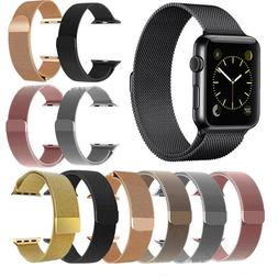 NEW Stainless Steel Metal Band Replacement For Apple iWatch