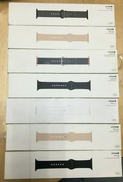 Original Apple Watch Band 38mm with Stainless Steel Buckle.