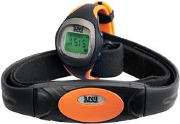 Pyle Sports Phrm34 Heart Rate Monitor Watch with Running Wal