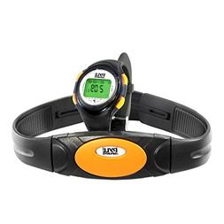 Pyle Sports PHRM36 Heart Rate Monitor Watch with 3D Walking/