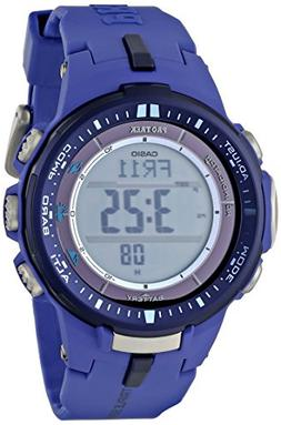 Casio Men's PRW-3000-2BCR Pro Trek Digital Display Quartz Bl