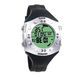 Pyle Sports PSWDV60BK Advanced Dive Meter With Water Depth,