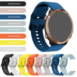 Quick Install Silicone Strap Band For Samsung Galaxy Watch 4