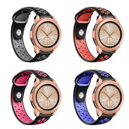 Quick Release Silicone Watch Band Width 20mm 22mm Sport Brac