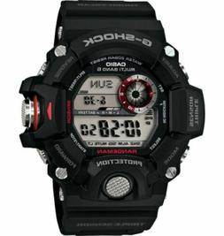 G-Shock Men's Digital Rangeman Black Resin Strap Watch 54x55
