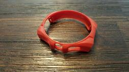 TechnoMarine Red Silicone Cover - Cruise 45mm