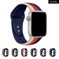 Replace Silicone Wrist Bracelet Sport Band Strap For Apple W