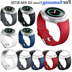 Replacement Silicone Band for Samsung Gear S2 Smart Watch