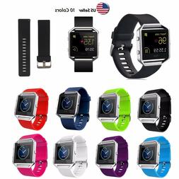 Replacement Silicone Rubber Sport Band Strap Watchband For F