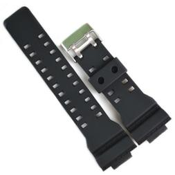 Rubber Resin Replacement Wrist band watch strap for G-SHOCK