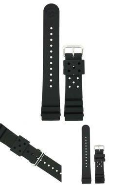 Seiko Rubber Watch Band Original 22Mm For Divers Model