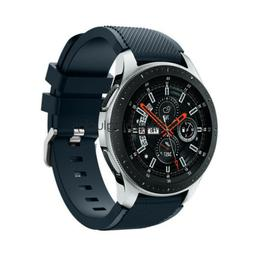 rugged silicone sport bracelet watch band strap