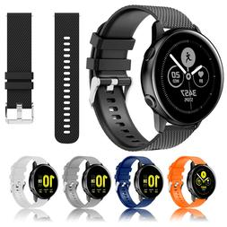 For Samsung Galaxy Watch 3 41mm Silicone Sport Band Replacem