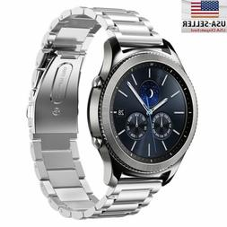 For Samsung Gear S3 Classic/Frontier Watch Band Stainless St