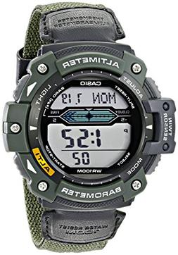 Casio Men's SGW300HB-3AVCF Multi-Function Sport Watch with G