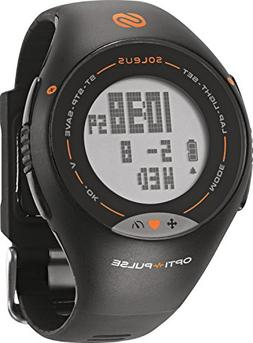 Soleus Unisex SH006-030 Pulse HRM Digital Display Quartz Bla