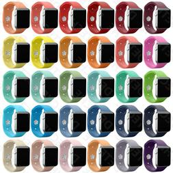 Silicone Band Strap for Apple Watch Series 1/2/3/4/5 iWatch