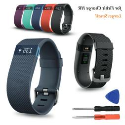 Silicone Replacement Band Bracelet Wrist Strap For Fitbit Ch