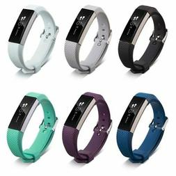 For Fitbit Alta/ Fitbit Alta HR Silicone Replacement Wristba