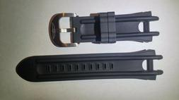 Silicone Rubber Watch Band Strap For Invicta S1 Specialty -